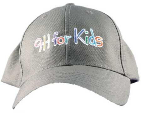 911 For Kids Cap