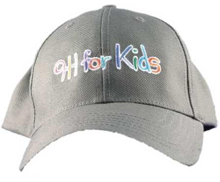 911 For Kids Cap