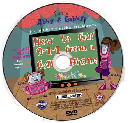911 Cell Phone Caller Training