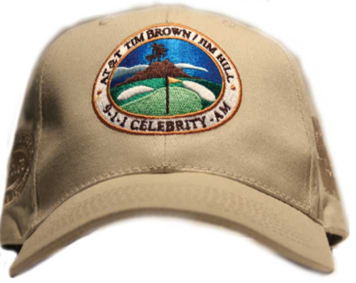 AT&T Tim Brown Golf Classic Cap