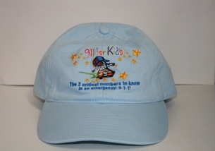 9-1-1 for Kids DJ Digital Cap