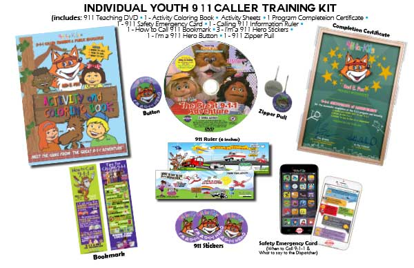 NEW! Individual Child's Kit