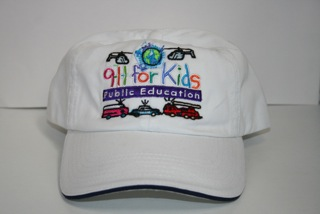 9-1-1 for Kids  Public Education Cap