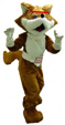 Red E. Fox™ Plus Body Suit Walk-Around Costume (Includes cooling kit)